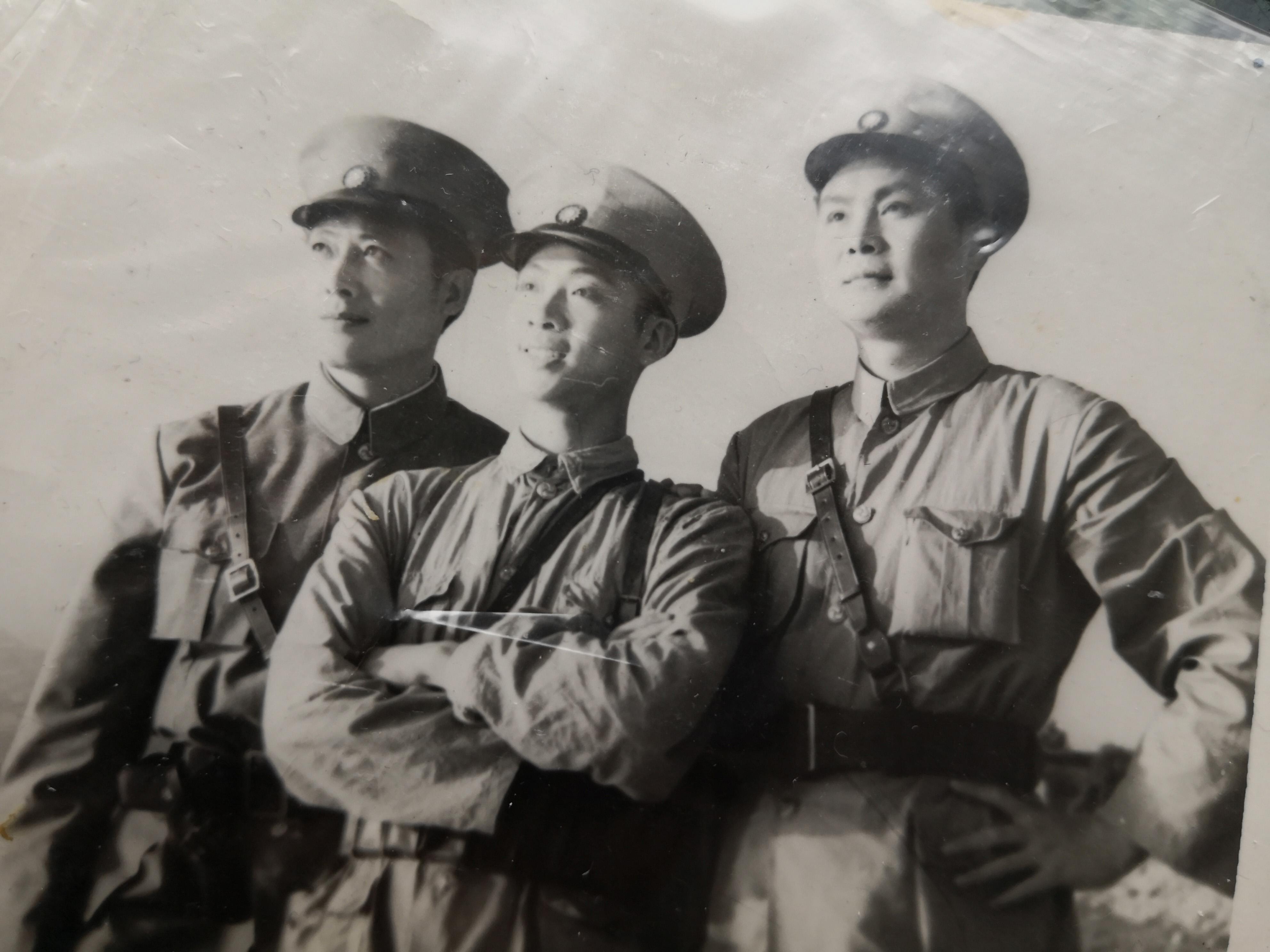 在电影《南昌起义》中饰演:叶剑英元帅.jpg